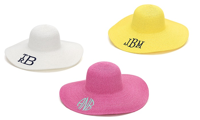 9757b1949a3bb Up to 42% Off Personalized Summer Hats