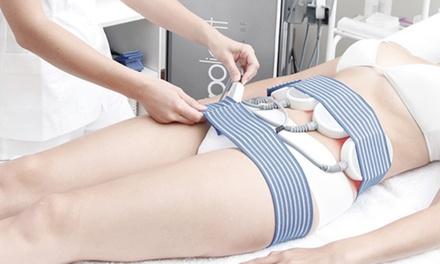 10 sedute di pressoterapia e gel a 34,90€euro
