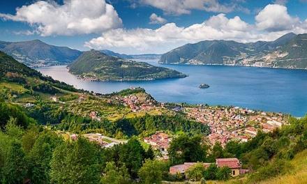 Lago d'Iseo, Albergo Ristorante Orazio: Fino a 3 notti in standard e colazione o con in più cena di pesce per 2 persone