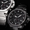 Akribos XXIV Men's Chronograph Stainless Steel Quartz Watch