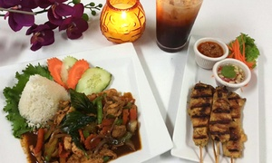 Thai Chef Cuisine: $22 for Dinner for Two at Thai Chef Cuisine ($44 Value)