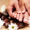 50% Off Gel Manicure-Pedicure