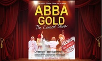 2 Places pour le spectacle dABBA Gold à 20h à Bruxelles, Mons ou Charleroi dès 43,50€
