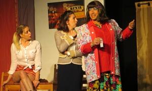 La comédie de Montréal: 29,99 C$ pour 2 billets pour la pièce de théâtre « Le clan des divorcées » à La comédie de Montréal (valeur de 64,62 C$)