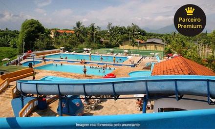 Caraguatatuba/SP: Até 3 noites para 2 ou 4 pessoas no Ilha Morena Praia Hotel.