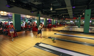 $20  for One Hour of Bowling for up to Five with Shoe Rental at StrikeOuts Orlando ($34.94  Value)