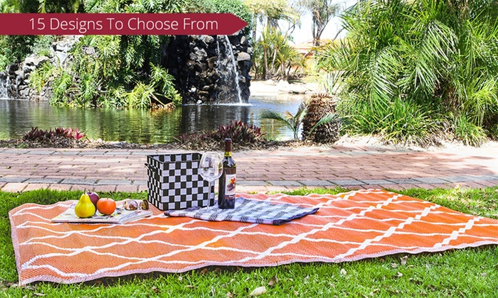 Outdoor Waterproof Mat Rug