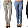 Juniors' Skinny-Fit Pants (2-Pack)
