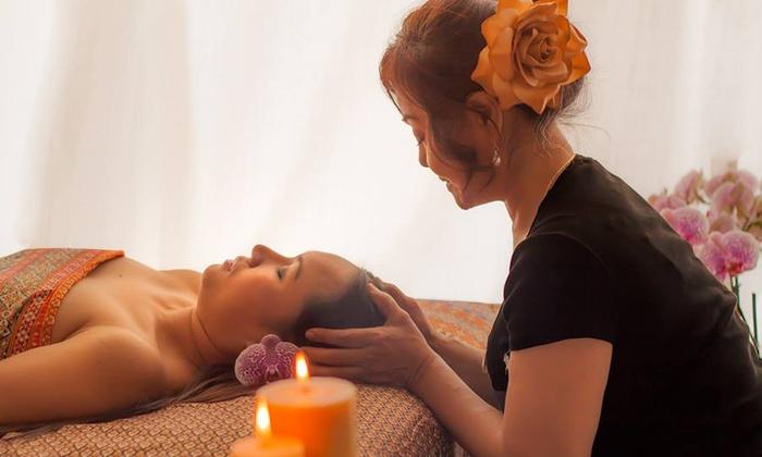 Bhawana Thai Massage - Mission: 75-Minute Thai Massage for One or Two People at Bhawana Thai Massage (Up to 53% Off)
