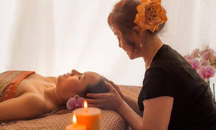 75-Minute Thai Massage for One or Two People at Bhawana Thai Massage (Up to 53% Off)