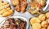 Leilani Restaurant & Ashanti Lounge Bar - Battersea: Two-Course Caribbean Meal with Cocktails for Two or Four at Leilani Restaurant & Ashanti Lounge Bar (Up to 71% Off)