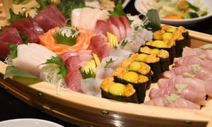 Hanaro Restaurant and Lounge: Asian Cuisine at Hanaro Restaurant and Lounge (Up to 50% Off). Four Options Available.