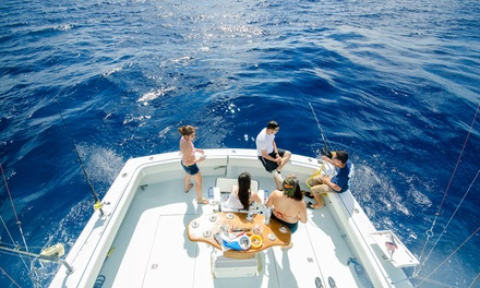 Chasin finz sport fishing charter up to 61 off for Deep sea fishing va beach