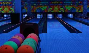 American Bowl & Play Off: 2 Std. Bowling inkl. Play Off Burger nach Wahl für 4 oder 6 Personen bei American Bowl & Play Off (bis zu 56% sparen*)