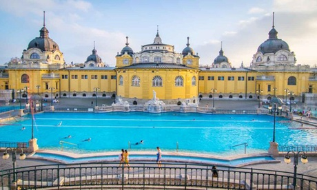 ✈ Budapest : 2, 3 ou 4 nuits en hotel 4* avec petit-déjeuner et vols AR