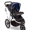 J is for Jeep Brand Adventure All-Terrain Jogger Stroller