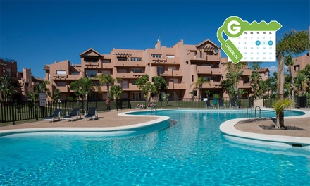 Torre-Pacheco: apartamento para hasta 4 o 6 con bebida de bienvenida en The Residences At Mar Menor Golf & Resort