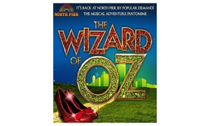 Trio Entertainment: The Wizard of Oz Pantomime, Standard Seating Tickets, 27 July - 24 August, North Pier Theatre (Up to 52% Off)