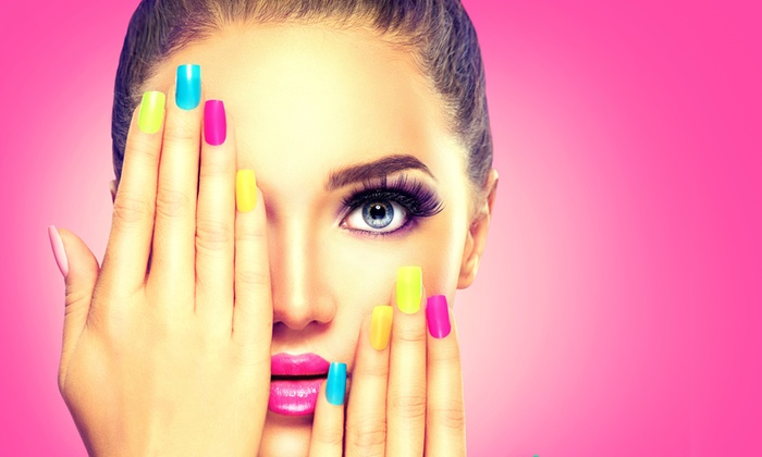 Spoilednow: $10 for $20 Worth of Manicure, Pedicure, or Wax — Spoilednow