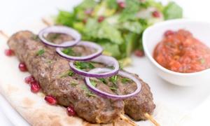 Ormiańska : Degustacja ormiańskich przysmaków dla 2 osób za 59,99 zł i więcej w restauracji Ormiańska w Gliwicach (-38%)