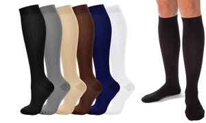 Chaussettes de compression unisexes