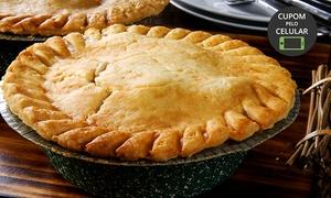 Salgaderia Salvador: Salgaderia Salvador – Boca do Rio: torta de bacalhau, frango ou peito de peru de 1 kg