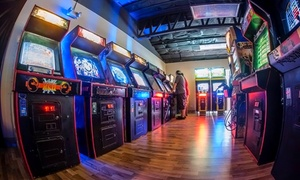 Ultra Arcade: $12 for Three Groupons, Each Good for a One-Day Play Pass at Ultra Arcade ($24 Total Value)