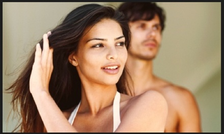 Up to 95% Off Laser Hair Restoration at HaiRoot