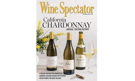 Subscription to Wine Spectator Magazine (Up to 7%Off)