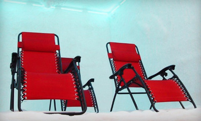 Salt Chalet Arizona - Salt Chalet Arizona: $40 for Three 45-Minute Salt-Air Treatments at Salt Chalet Arizona ($165 Value)