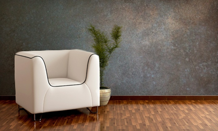 Works by Amy - San Antonio: $99 for One Room of Interior Painting or One Faux Accent Wall from Works by Amy ($350 Value)