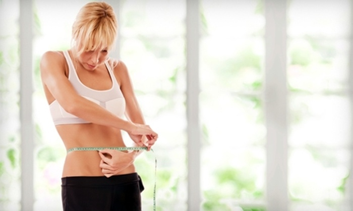 Women's Doc - Multiple Locations: $149 for a One Month Trial Custom Weight-Management Program from Women's Doc ($500 Value)