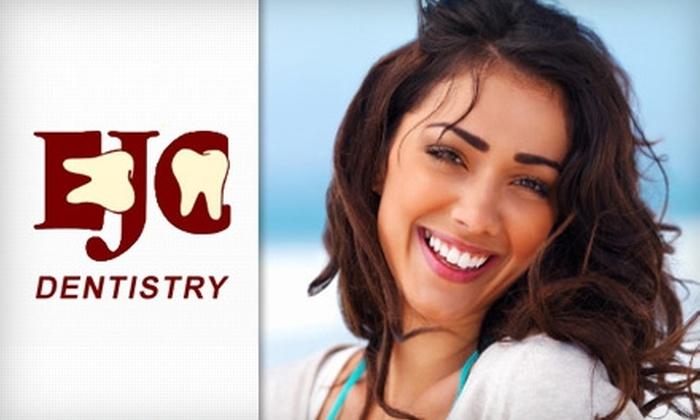 EJC Dentistry - Stinson: $59 for a Custom Take-Home Teeth Whitening Kit at EJC Dentistry ($260 Value)