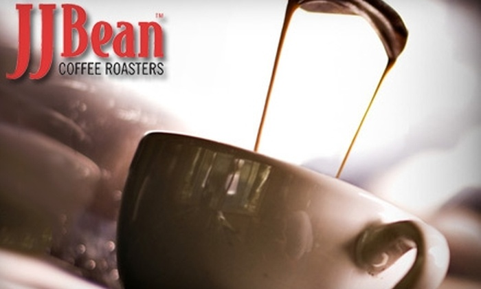 JJ Bean Coffee Roasters: $20 for Seasonal Coffee Blend and Gift Card from JJ Bean Coffee Roasters (Up to $40 Value)