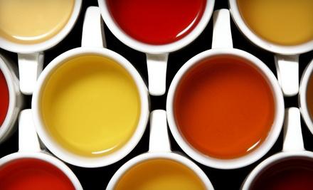 1 World Focus Tea-Tasting Class (a $30 Value) - Morning Glory Tea in