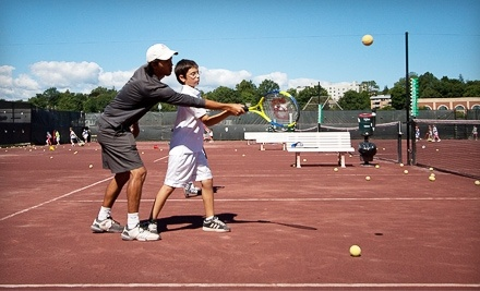 Sportime: Two 90-Minute Group Tennis Lessons - Sportime in Mamaroneck