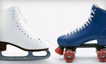 5 Ice-Skating Classes with Skate Rental and Season Skate Pass (a $126.50 total value) - Arkansas Skatium in Little Rock