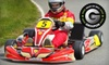 F440 Racing Challenge LTD - Tsawwassen: Go-Karting Package for 1, 4, or 10 with Balaclavas and Ice Cream at F440 Racing Challenge in Tsawwassen (Up to 63% Off)