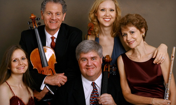 American Chamber Players  - Troy: $23 for Outing for Two to the American Chamber Players at Crosby Theatre on February 28 at 7 p.m. (Up to $46.50 Value)