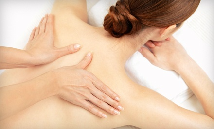 Choice of 60-Minute Swedish Massage, 60-Minute Infrared Body Wrap, or 45- to 60-Minute Full-Body Exfoliation - iSpa in Astoria