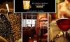 JJ's Coffee and Wine Bar - Eden Prairie: $10 for $20 Worth of Coffee, Wine, and Snacks at JJ's Coffee and Wine Bar