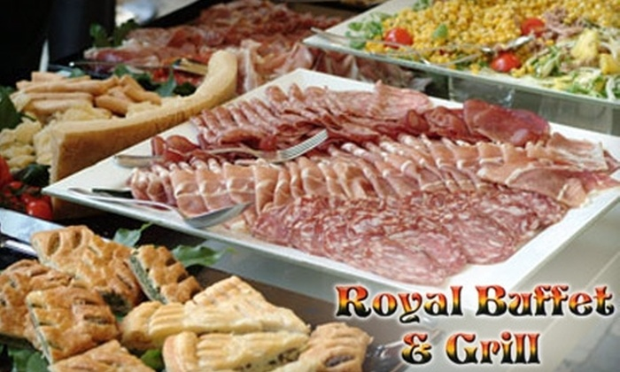 Royal Buffet & Grill - Chapel Hill: $10 for $20 Worth of Dinner Fare at Royal Buffet & Grill (or $5 for $10 Worth of Lunch Fare)