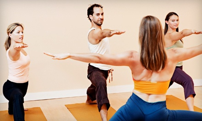 Breathing Room Yoga & Movement Studio - South Portland: $45 for 10 Yoga Classes at Breathing Room Yoga & Movement Studio in South Portland (Up to $100 Value)