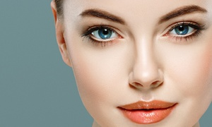 Unique Beauty Style: Eyebrow Shaping with Tint and Upper Lip Threading - 1 ($19) or 3 Visits ($49) at Unique Beauty Style (Up to $141 Value)