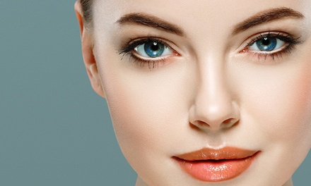 Eyebrow Shaping with Tint and Upper Lip Threading   1 ($19) or 3 Visits ($49) at Unique Beauty Style (Up to $141 Value)