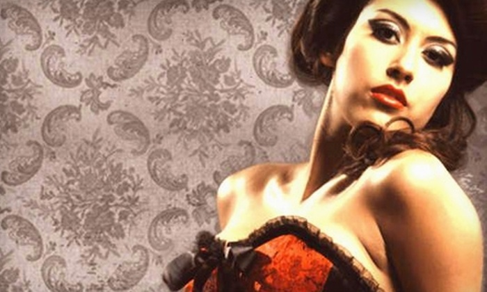Angel Burlesque - Murat Theatre at Old National Centre: Two Tickets to See the Angel Burlesque at Old National Centre's Corinthian Hall on December 2 at 9 p.m. ($40 Value)