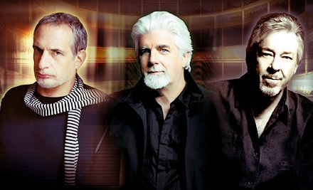 Dukes of September on Tues., July 17 at 7:30PM: Rear of Sections 105-106 or 109-110 - Dukes of September  in Woodlands
