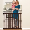 Dreambaby Nelson Expandable Wooden Walk Through Gro-Gate 30''-48''