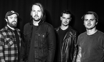 Beartooth, 8 - 14 December, Standing and Seated Tickets from £15