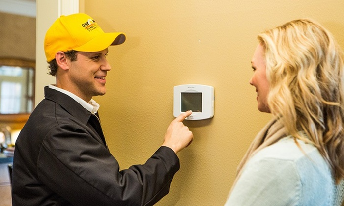 One Hour Air Conditioning - Bardmoor North: $395 Off $599 Worth of HVAC Service / Repair